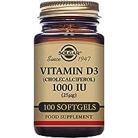 Solgar Vitamin D3 1000 IU 1 Paket(1 x 1 Stück)