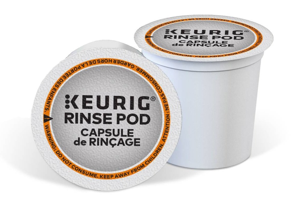 Descaling and Maintenance Kit for Keurig Brewers - Includes 10 Keurig Rinse Pods Plus 2 Replacement Filters by PureWater Filters (Image #2)