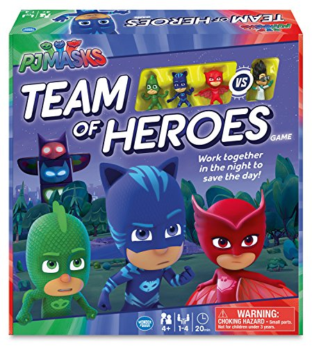 Ravensburger PJ Masks Team of Heroes Game