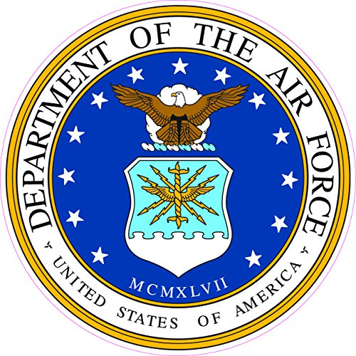 U.S. Air Force Seal Decal 5