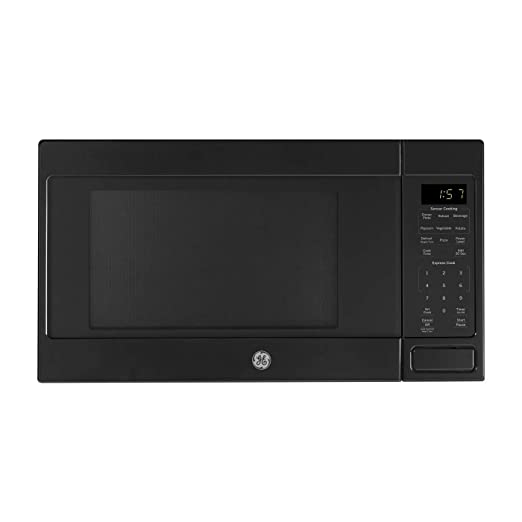 Amazon.com: GE negro horno de microondas: Aparatos