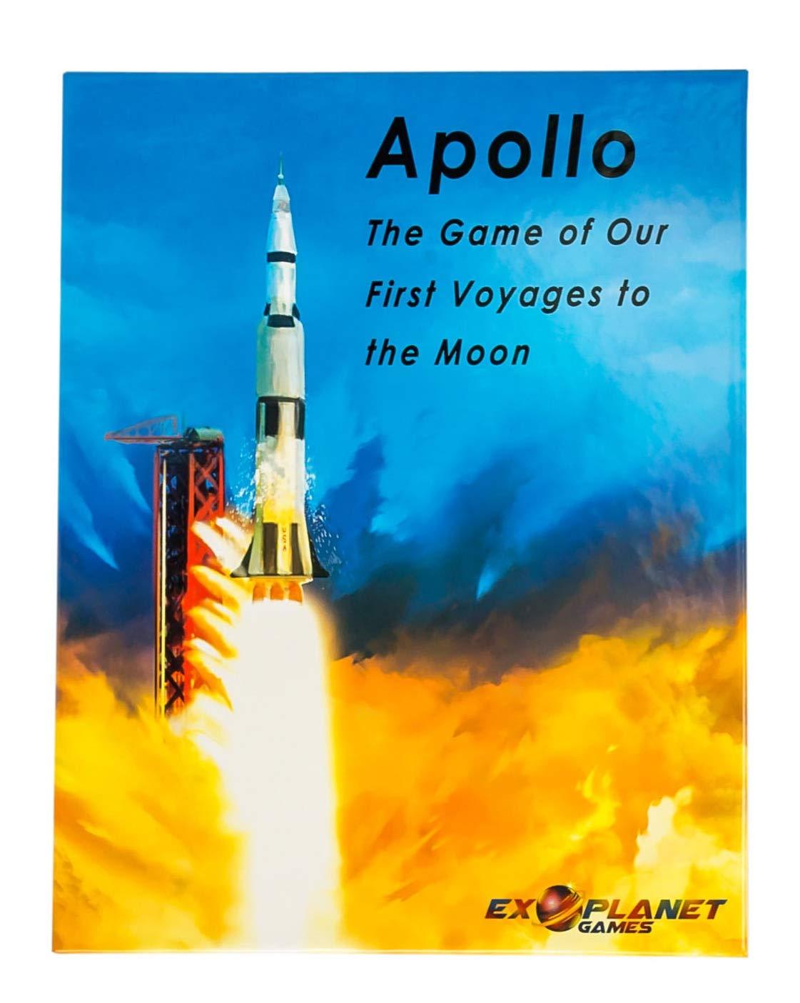 直送商品 Apollo: Voyages The Game of Our First Voyages of to to The Moon B07NPVHPK3, 大人インテリア専門店zi-ta ジータ:683580bd --- vanhavertotgracht.nl