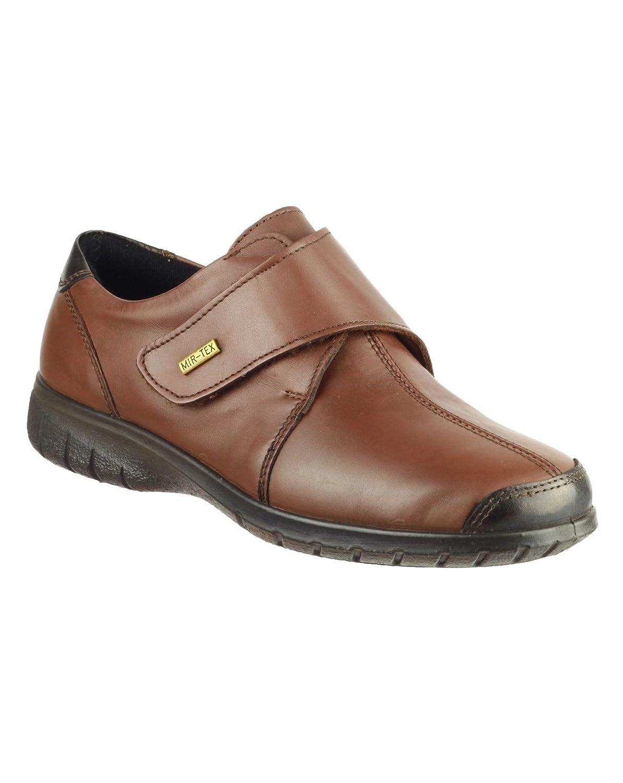 Cotswold Mujer Cranham Impermeable Zapatos Zapatillas Velcro 37 EU|Brown