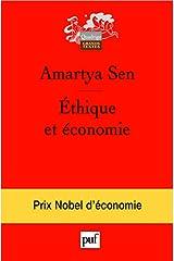 éthique et économie (4e édition) Paperback