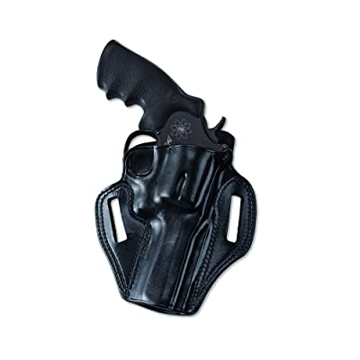 Galco Combat Master OWB Holster, Fits Ruger LC9 / SCCY CPX-2, Right Hand, Color Black