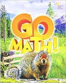 Go math 5th grade big book answers