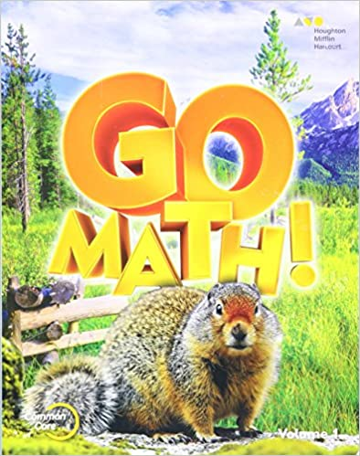 Amazon go math student edition volume 1 grade 4 2015 go math student edition volume 1 grade 4 2015 1st edition by houghton mifflin harcourt fandeluxe Image collections