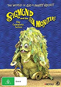 Sigmund and the Sea Monsters - Complete Series [DVD]