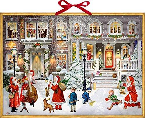 Sound Adventskalender   Having A Wonderful Christmas Time  Mit 24 Beschwingten Weihnachtssongs