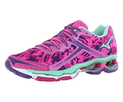 Mizunowave Creation 15-W - Wave Creation 15 Mujer, Rosado (Electric/Silver/Cabbage), 10.5 M US: Amazon.es: Zapatos y complementos