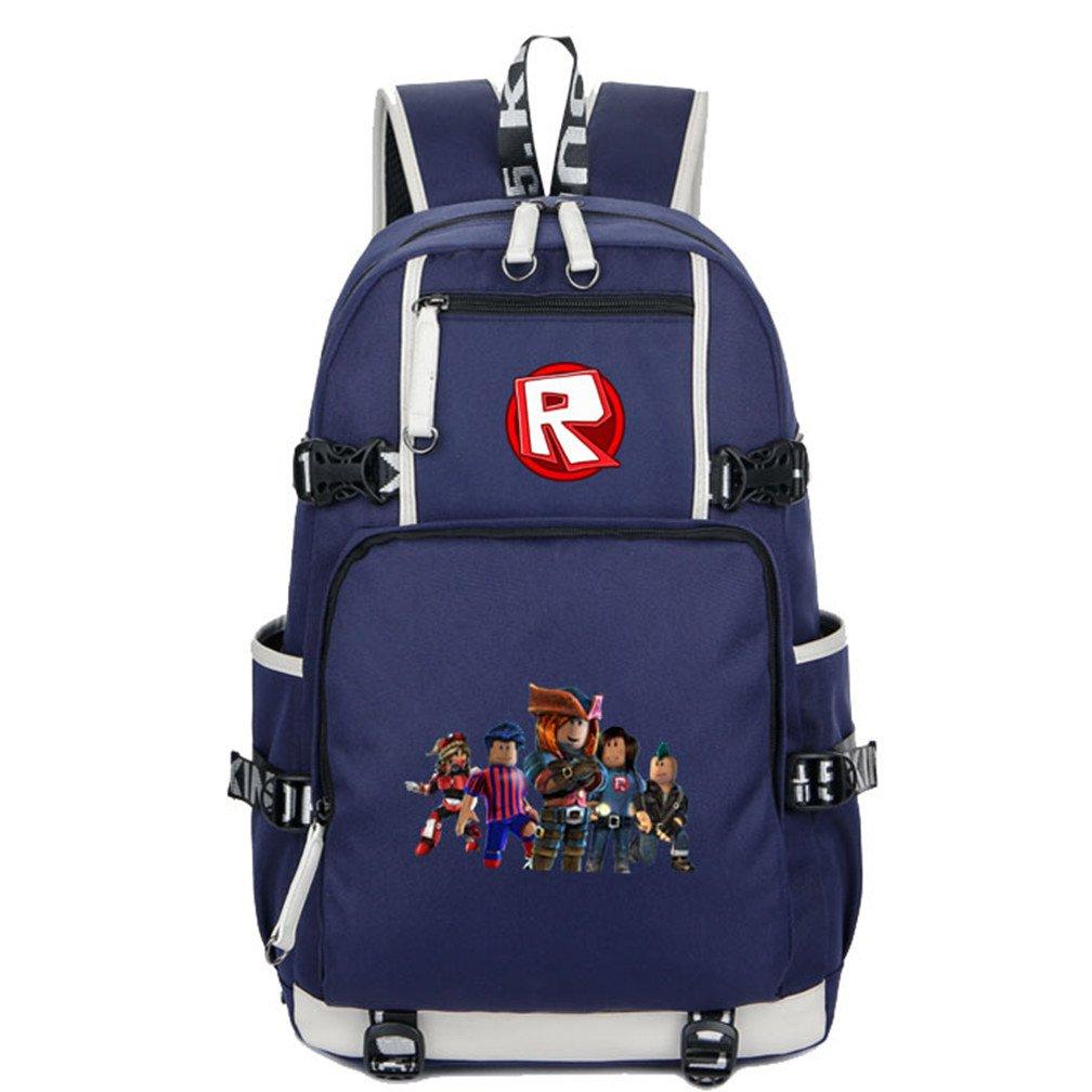 Top Bag Roblox - Mochila Escolar, Bolsa de Libro, Bolso de Mano, Bolsa de Viaje