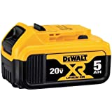 DEWALT Bateria 20V Max Íon de Lítio 5.0 Ah 76659