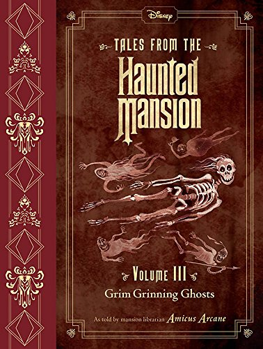 Tales from the Haunted Mansion, Volume III: Grim Grinning - Book Tales Of