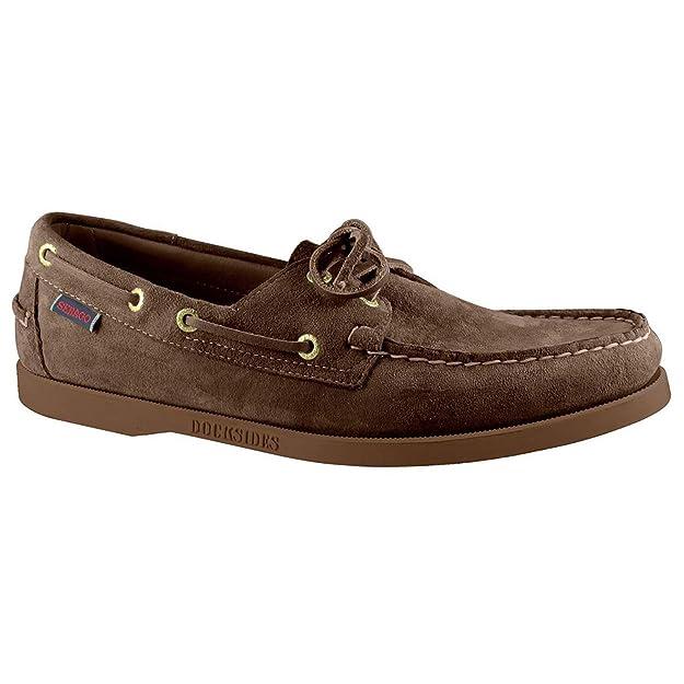 Sebago Docksides, Náuticos Hombre: Docksides: Amazon.es: Zapatos y complementos