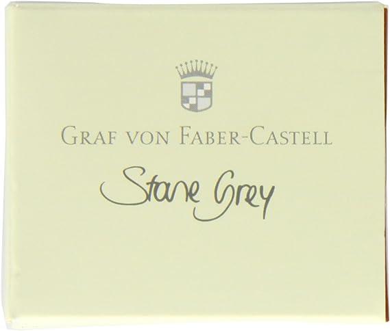 Graf von Faber Castell Tintenpatronen 6er Stone Grey