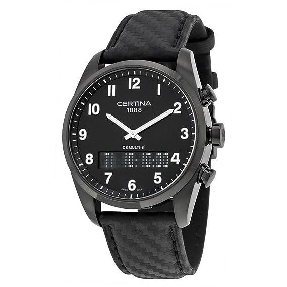 Certina DS Multi 8 Reloj de Hombre Cuarzo 42mm C020.419.16.052.00