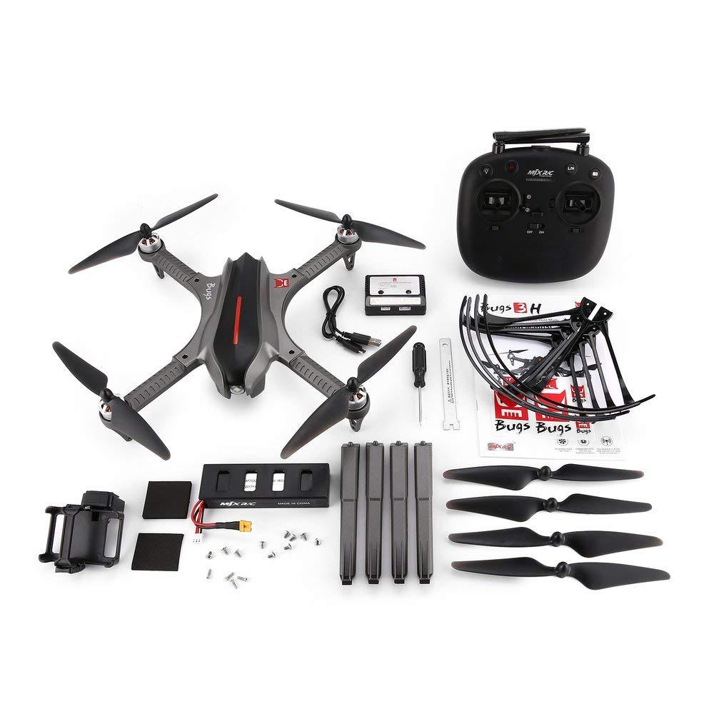 Erduo MJX Bugs B3H RC Drone Quadrocopter frei zu wechseln Höhe halten RC Quadcopter Drone Brushless Motor 1806 1800KV Keine Kamera