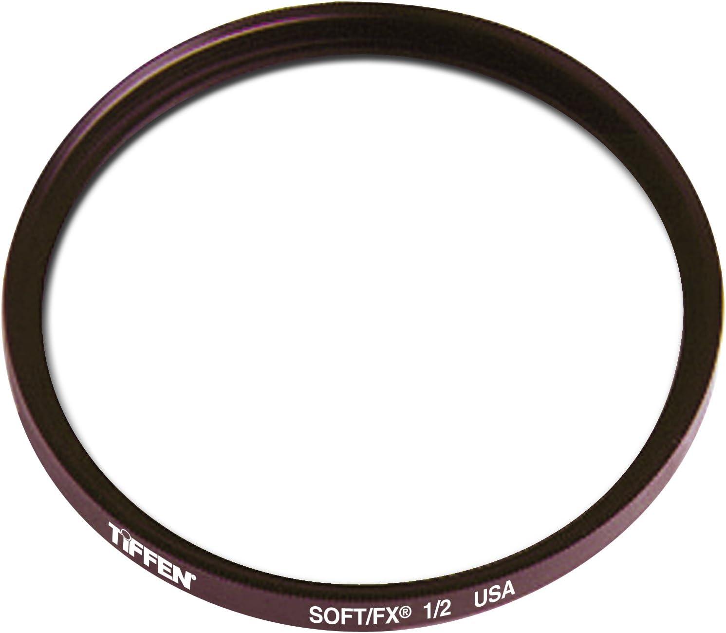 Tiffen 58SFX12 58mm Soft//FX 1//2 Filter