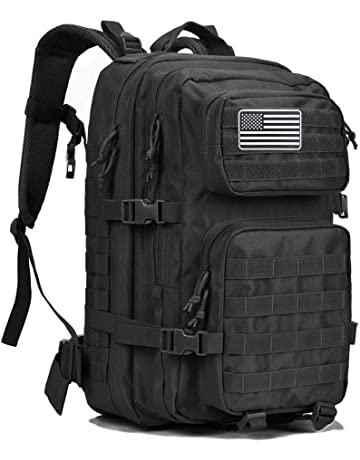 42L Military Tactical Backpack Large Assault Pack 3 Day Army Rucksacks Molle Bug Out Bag Outdoors