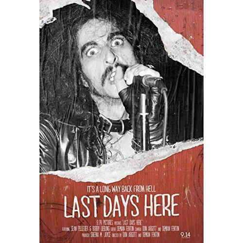Last Days Here