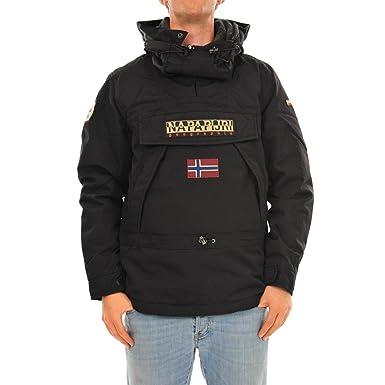 Napapijri Men?s Skidoo 14 Jacket ? Black - XS
