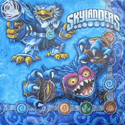 Skylanders Lunch Napkins (16ct)