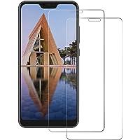 FayTun Xiaomi Mi A2 Lite Vetro Temperato per Pellicola Protettiva-Trasparente ad Alta Definizione con Pellicola Anti-graffio Screen Protector per Xiaomi Mi A2 Lite(2 Packs)