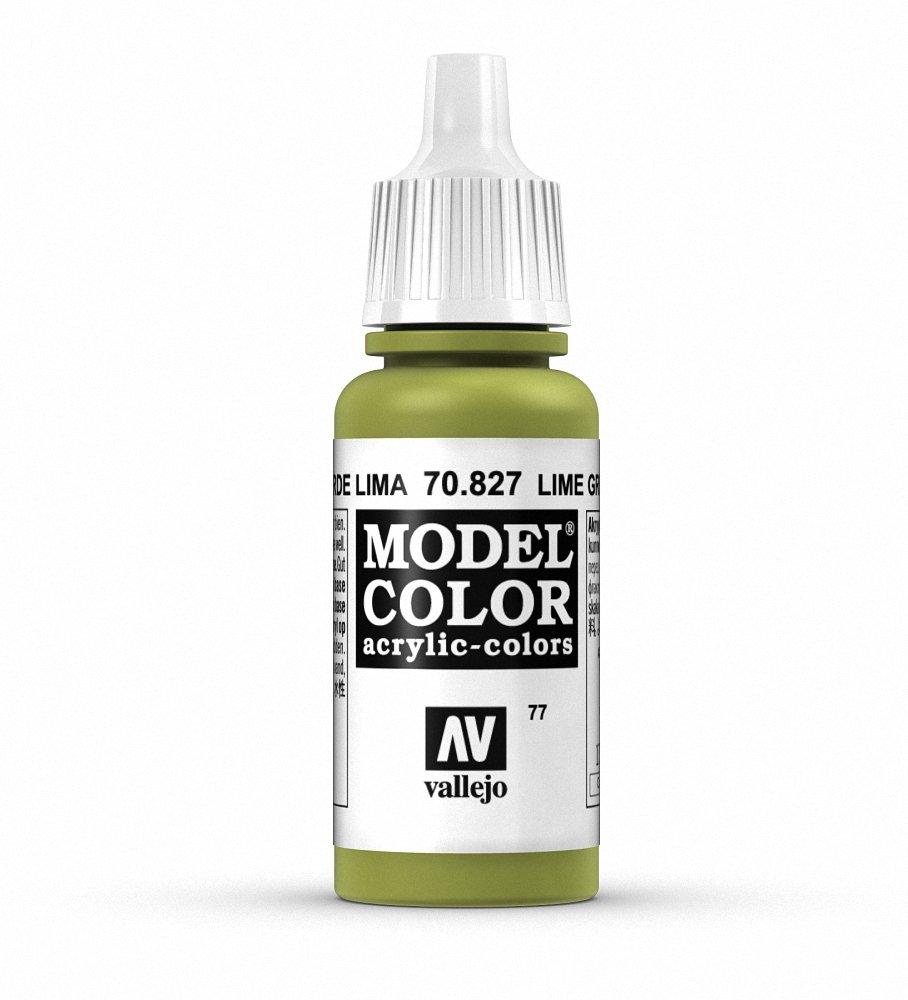 Vallejo Model Color - Vernice acrilica, tubetto da 17ml Neutral Grey Acylicos Vallejo VJ70992