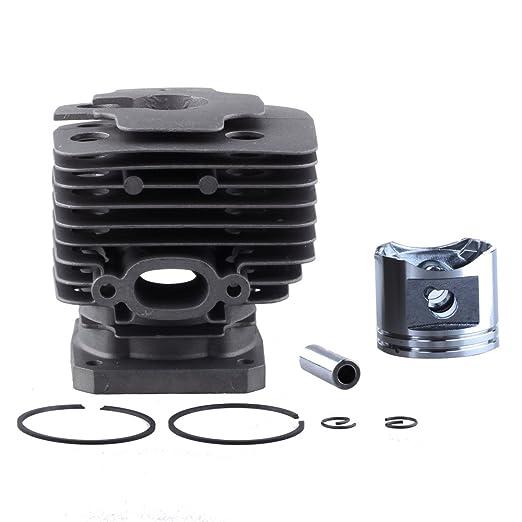 HIPA 42 mm Kit de cilindro para desbrozadora STIHL FS450 pistón ...
