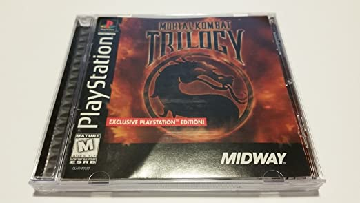 Amazon.com: Mortal Kombat Trilogy: Midway Entertainment ...