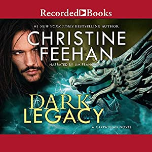 Dark Legacy Audiobook