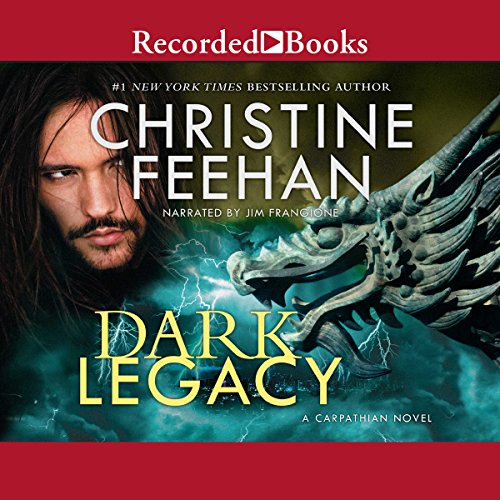 Dark Legacy Audiobook [Free Download by Trial] thumbnail