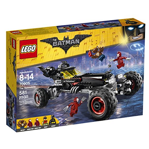 LEGO BATMAN MOVIE The Batmobile 70905 Building Kit (581 Piece), Lego Batman Toys, kids, toys, Lego, Lego sets