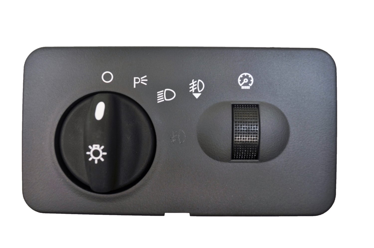 PT Auto Warehouse HLS-2865A - Headlight Switch - with Fog Lights, Without Auto Headlight