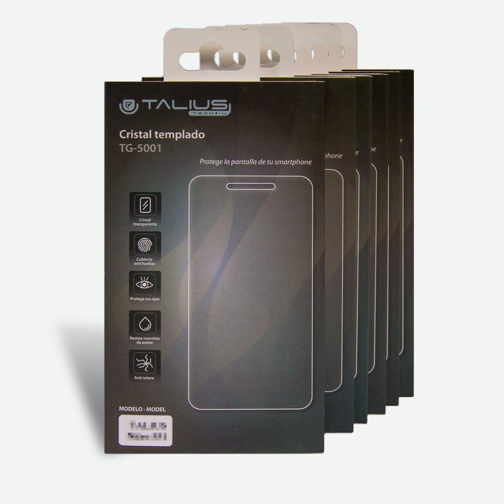 TALIUS TAL-SAMS-A5 Cristal Templado para smartphone Samsung A5: Amazon.es: Electrónica