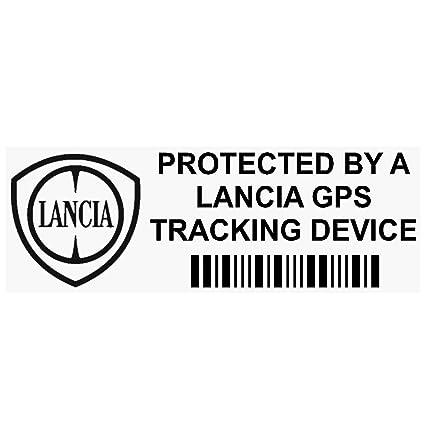 5 x Lancia GPS negro dispositivo de seguimiento de seguridad ...