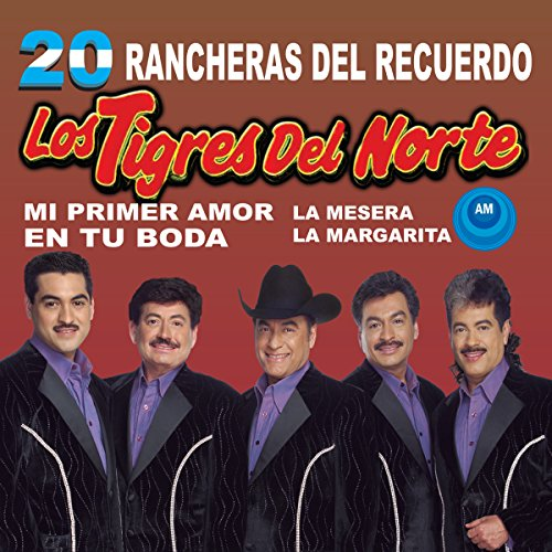 20 Rancheras del Recuerdo