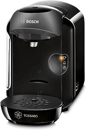 Bosch Tassimo TAS1252 - Cafetera automática de cápsulas, 1300 W, capacidad de 0,7 l, color negro: Amazon.es: Hogar