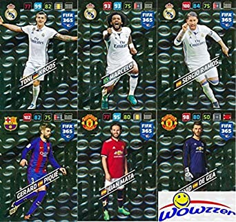 PANINI FIFA 365 cards 2018 ADRENALYN XL-NEYMAR Jr-Limited Edition