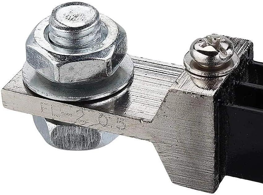 Haoshengo Shunt Resistor for DC 300A 75mV Current Meter Ammeter DC Current Shunt