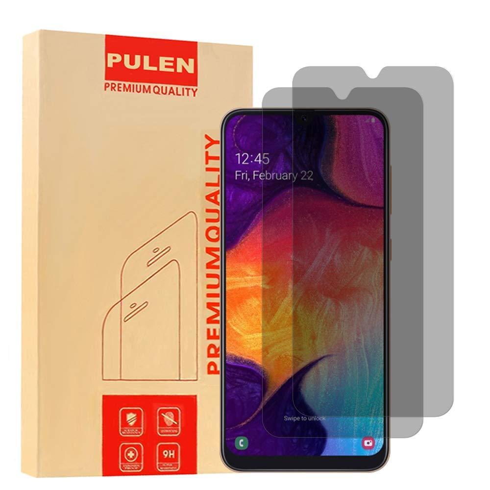 Vidrio Templado Privacidad Samsung A30 / A50 [2un.] PULEN