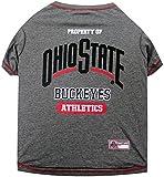 Zokee-Ohio State University Sports Fan Pet T-Shirts