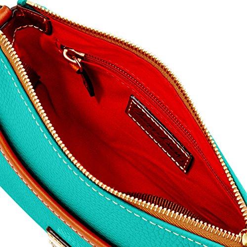 Pebble Bag Shoulder Oyster Ginger Pouchette Dooney amp; Grain Bourke wxE6wqpH