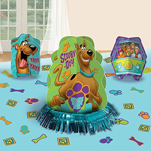 scooby-doo table decorating kit ()