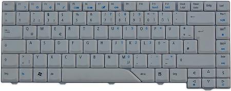 ct Teclado Acer Aspire 5310 Series de Nuevo Gris: Amazon.es ...