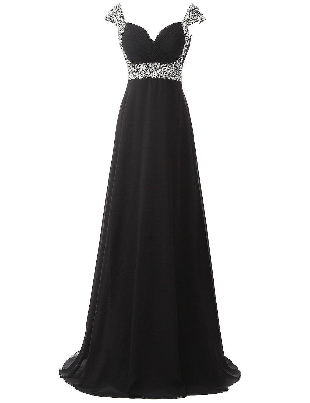 6626c5110c0f7 Black And White Long Formal Dresses – DACC