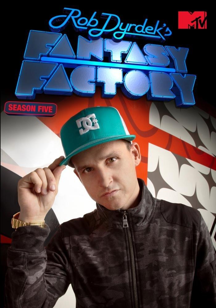 4b3361685d771 Amazon.com: Rob Dyrdek's Fantasy Factory: Season 5: Rob Dyrdek ...