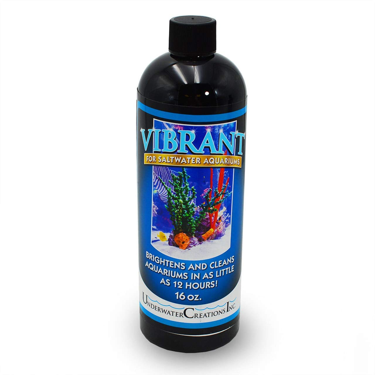 Vibrant Aquarium Cleaner for Marine (16 oz)