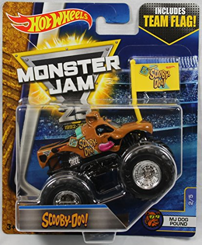 monster jam hot wheels - 6