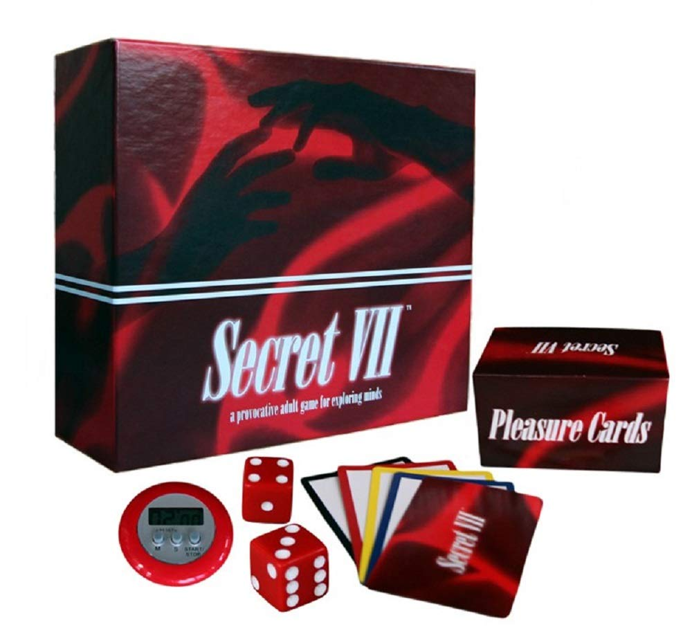 Secret VII Game by Shared Sweat LLC